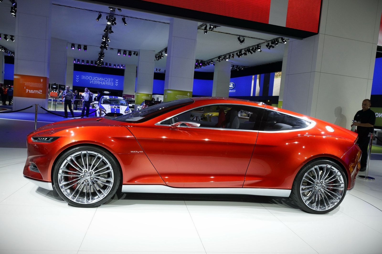 2019 Ford Mustang concept reveal