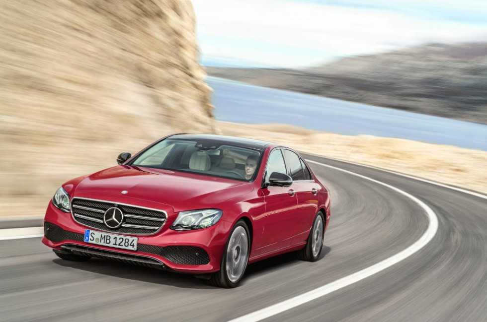 2017 Mercedes E 220d reviews se