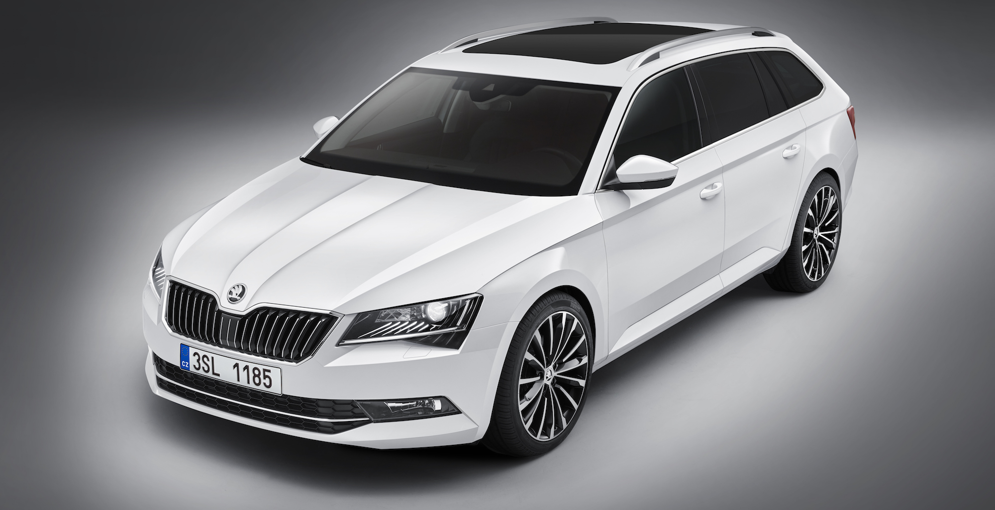 2017 Skoda Superb wagon price