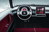 2017 VW Kombi interior photos