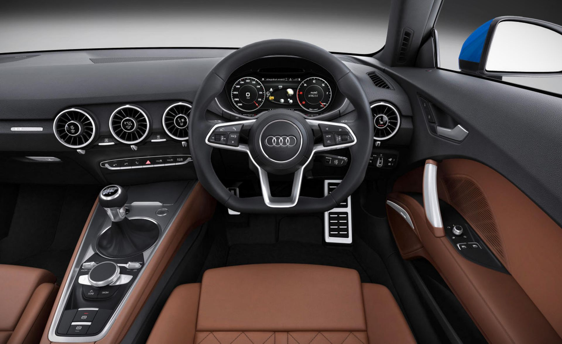2018 Audi A1 interior changes