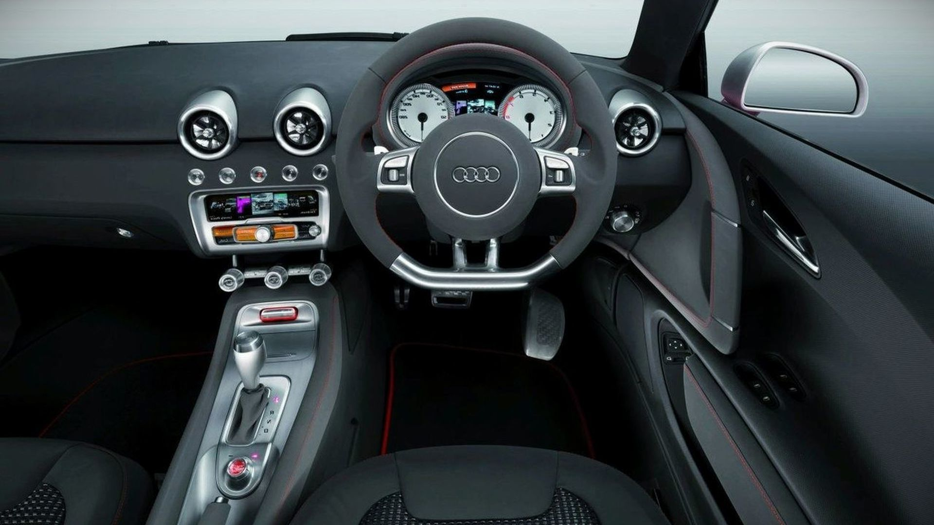 2018 Audi A1 interior features