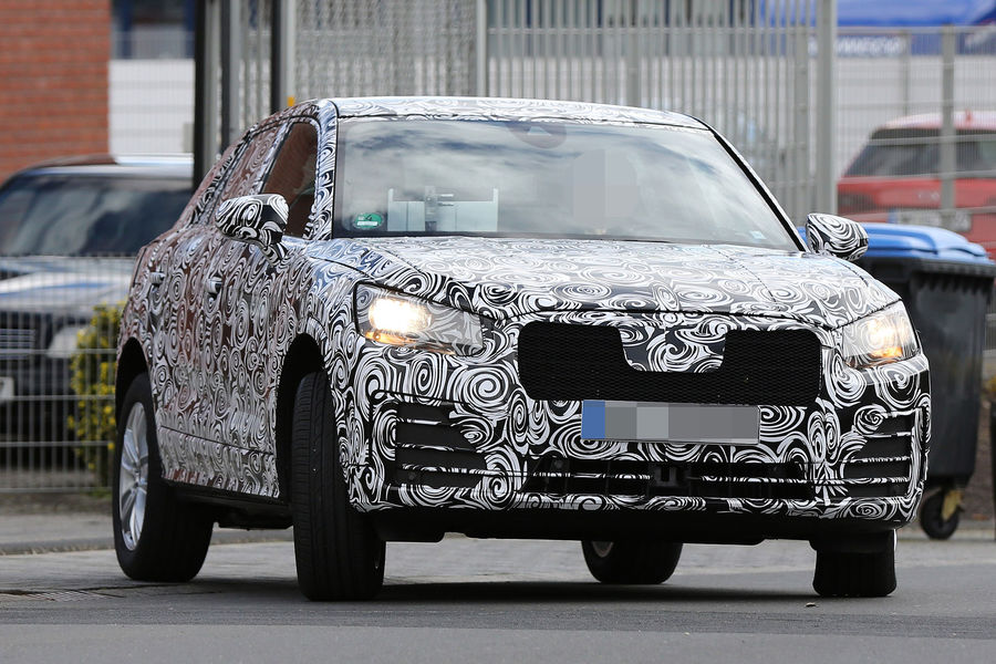 2018 Audi Q2 Spy Photos
