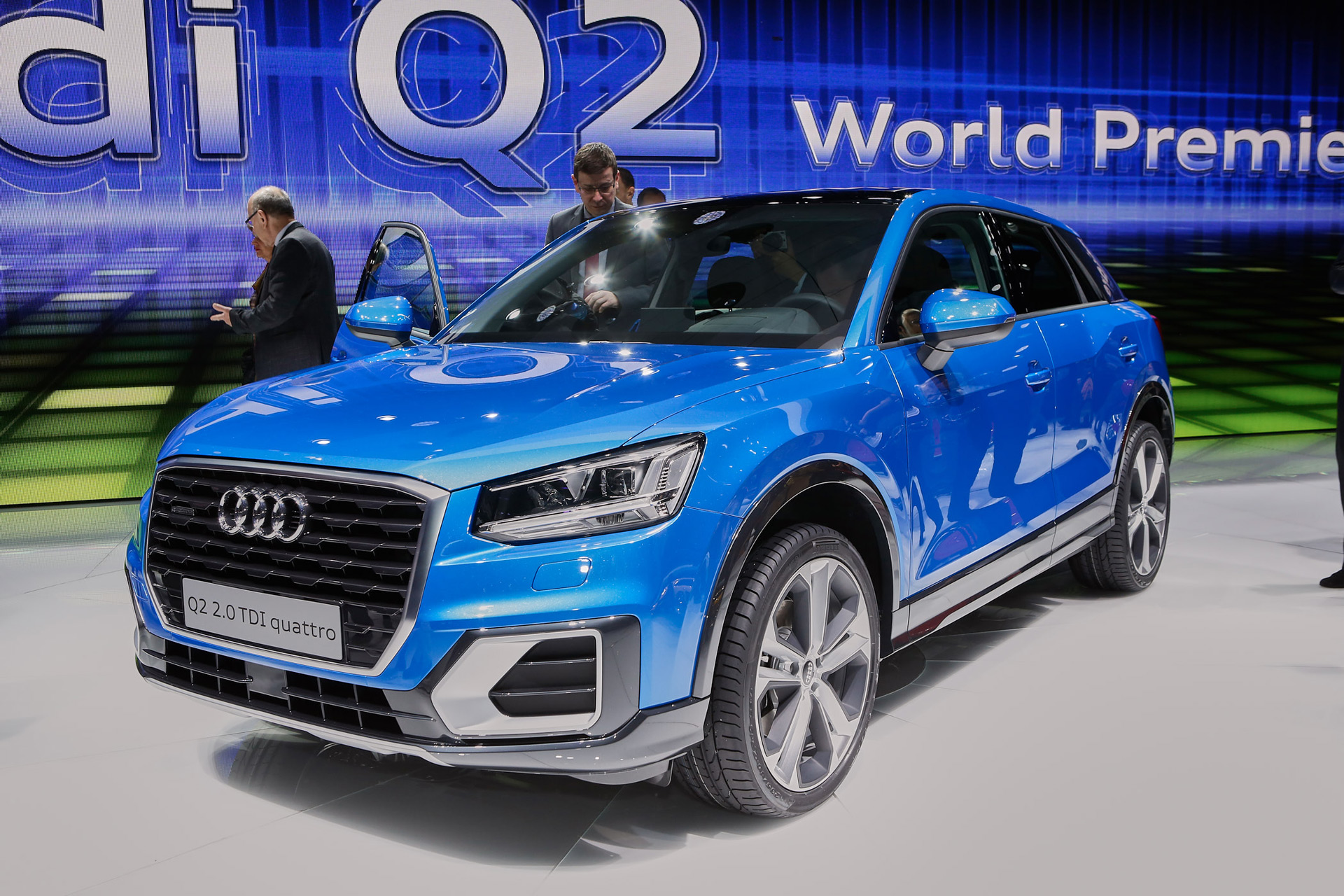 2018 audi q2 release date in usa new suv price new suv. Black Bedroom Furniture Sets. Home Design Ideas