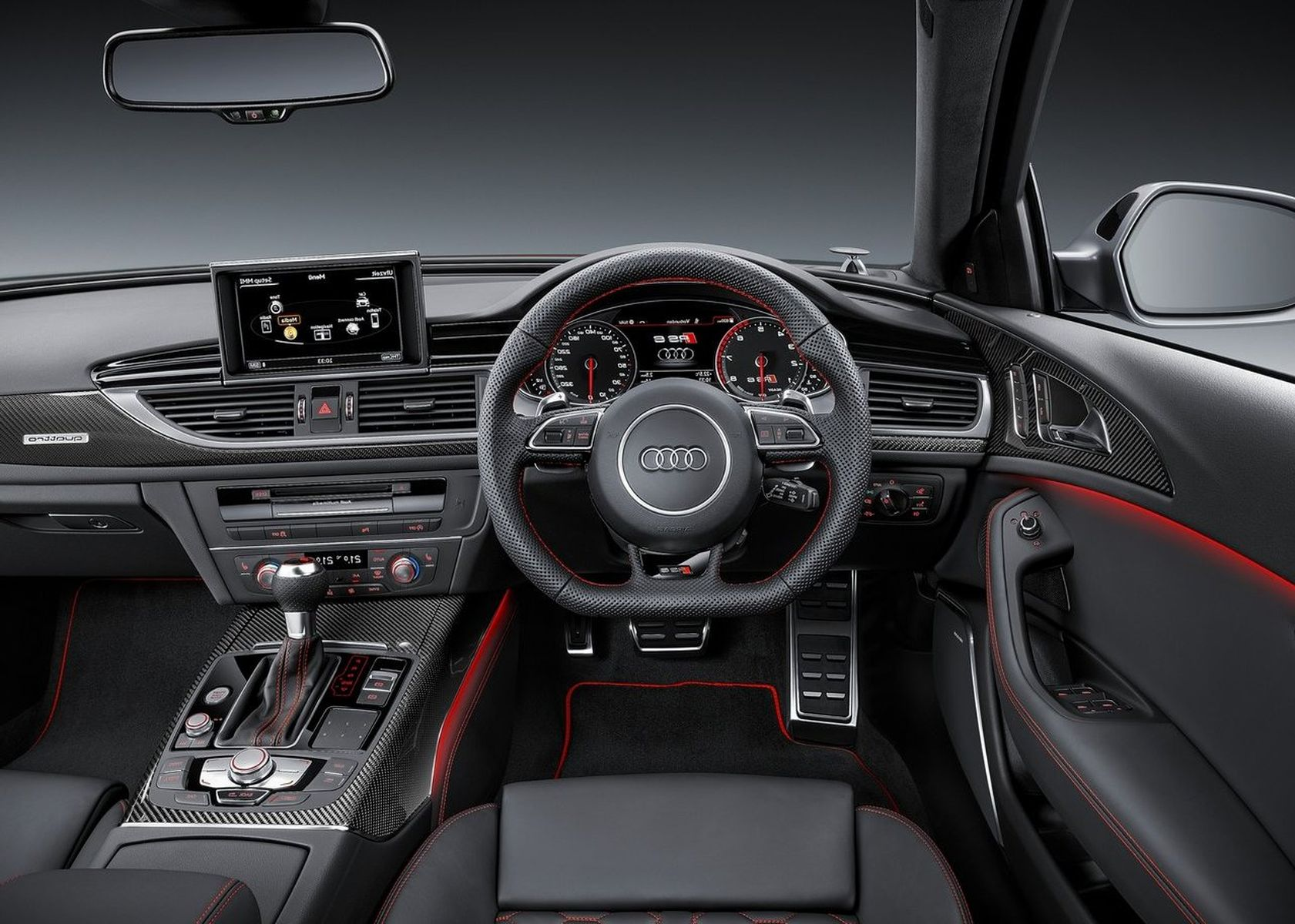 Audi RS Avant Interior Pictures New SUV Price - Audi rs6 2018