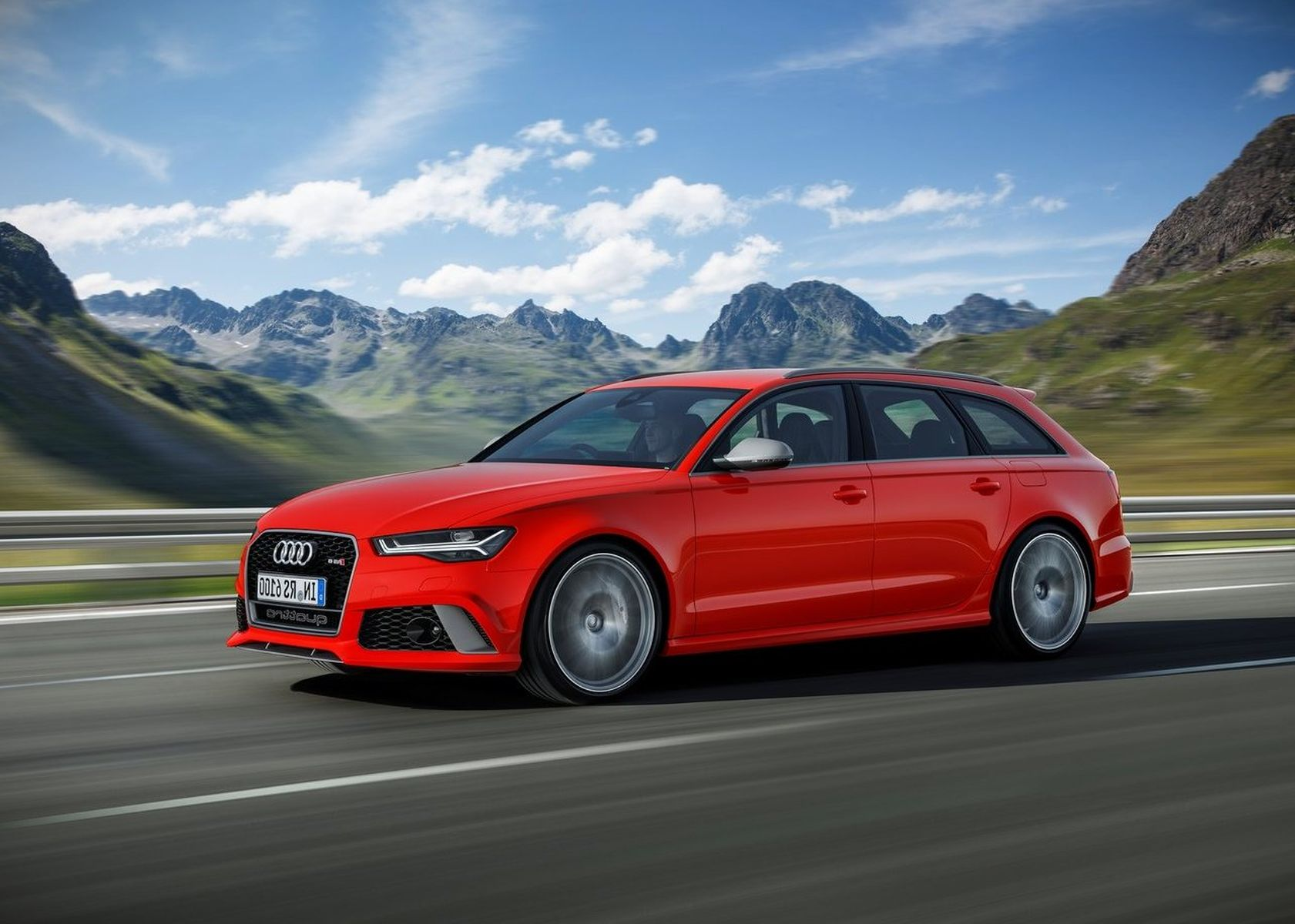2018 Audi RS6 avant reviews