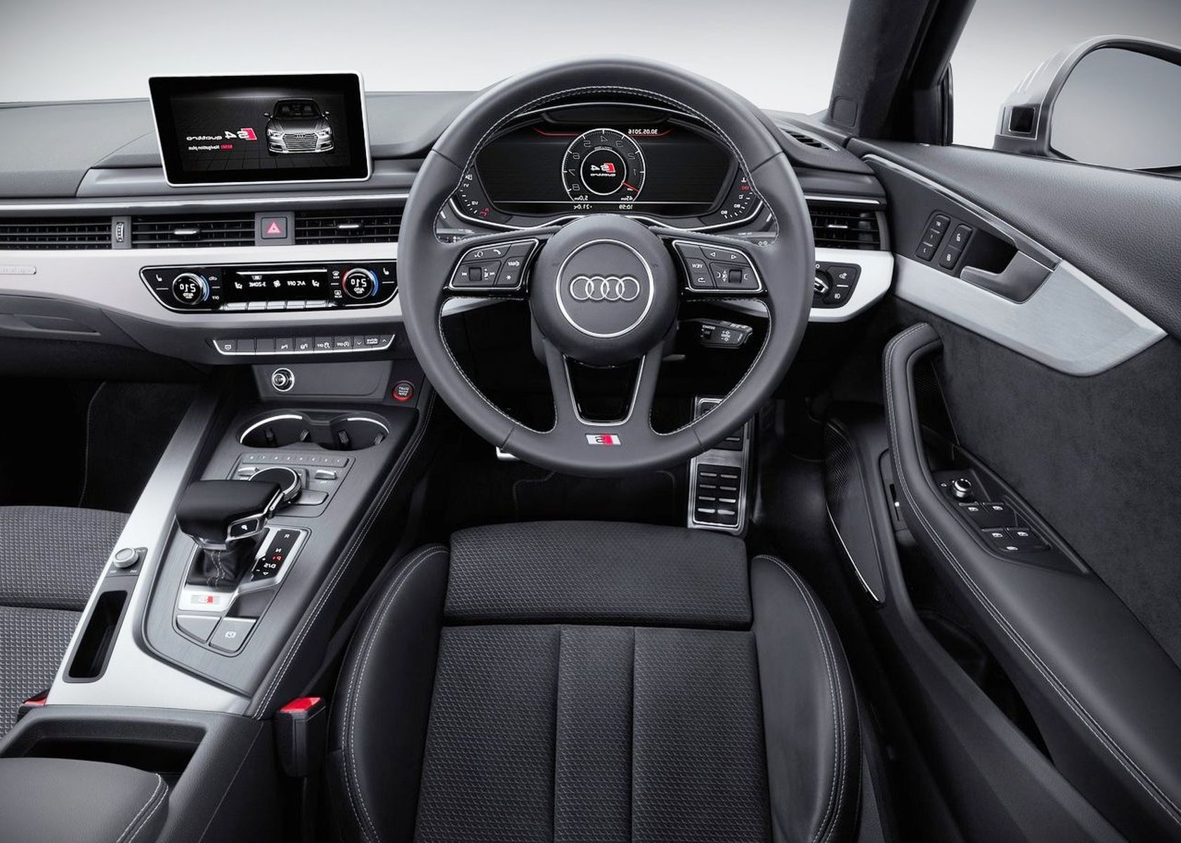 2018 audi s4 interior changes and release date info new suv price. Black Bedroom Furniture Sets. Home Design Ideas