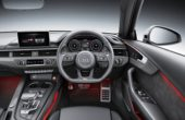 2018 Audi S4 interior features and specs