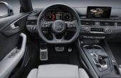 2018 Audi S5 Sportback interior review