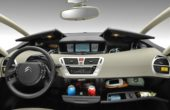 2018 Citroen C4 Picasso interior and new features