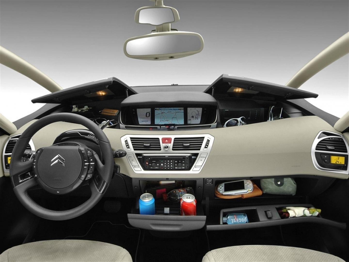 2018 citroen c4 cactus interior updates new suv price. Black Bedroom Furniture Sets. Home Design Ideas