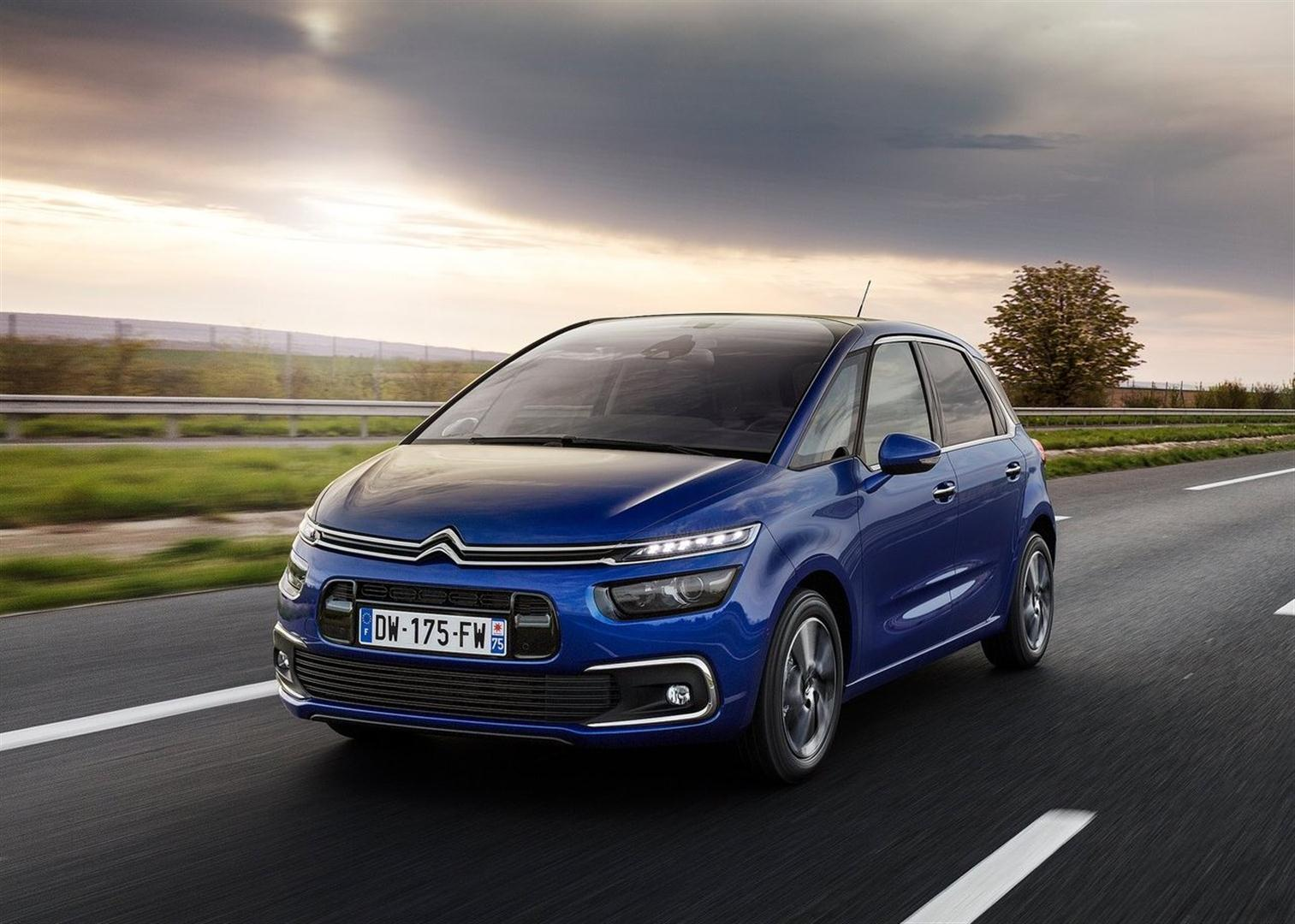 2018 Citroen C4 Picasso reviews