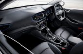 2018 Hyundai ioniq interior photos