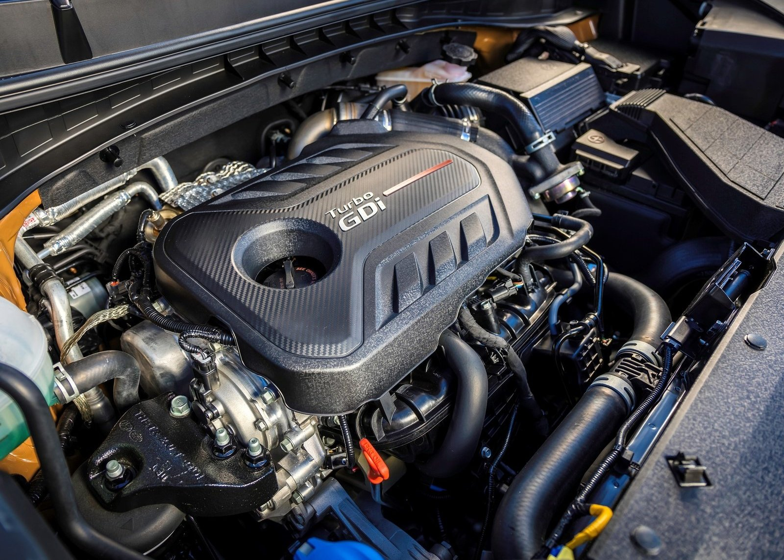 2018 Kia Sportage Engine Photos