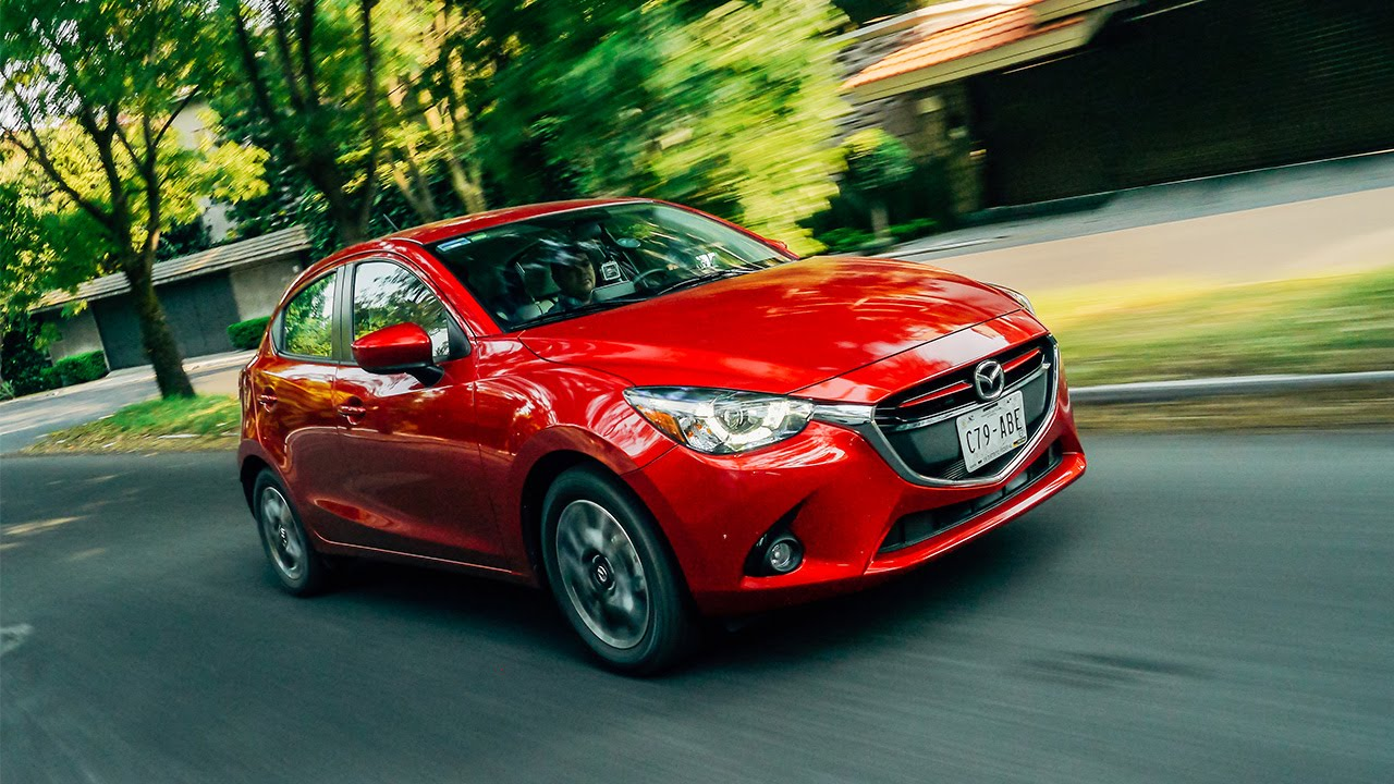 2018 Mazda 2 availability in canada