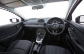 2018 Mazda 2 interior photos