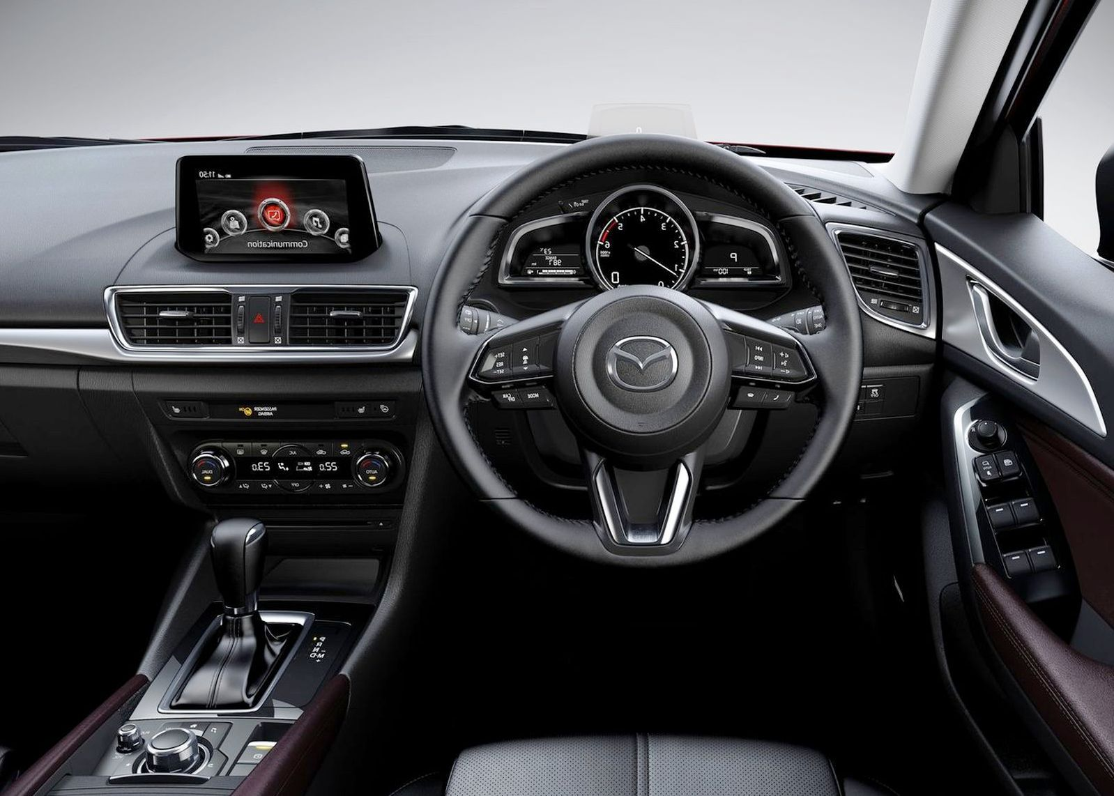 2018 mazda 3 interior concept new suv price new suv price. Black Bedroom Furniture Sets. Home Design Ideas