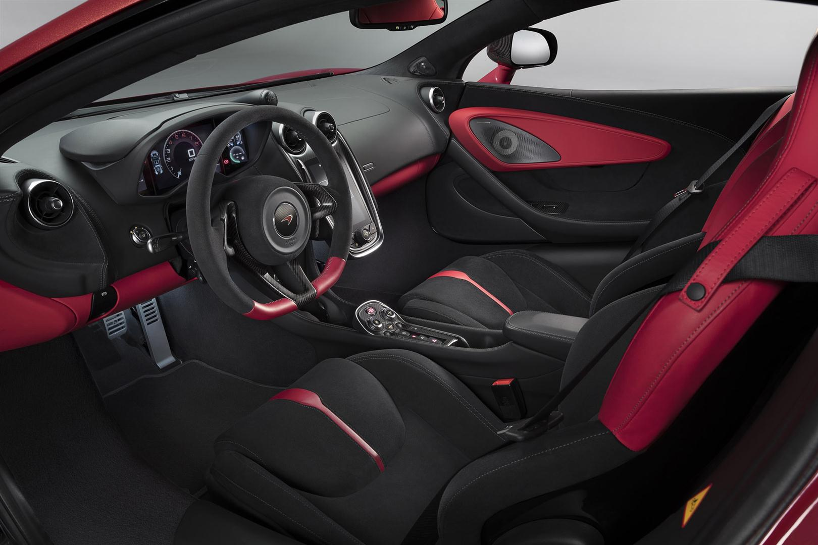 2018 mclaren 720s interior. perfect interior 2018 mclaren 720s inside look and mclaren interior