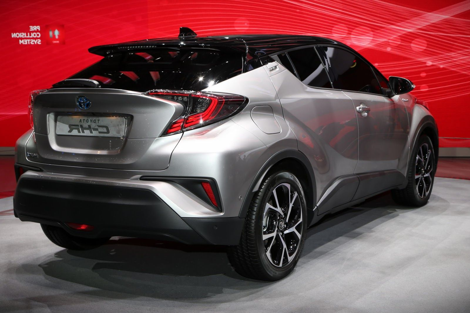 2018 toyota chr usa msrp new suv price new suv price. Black Bedroom Furniture Sets. Home Design Ideas