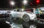 2018 Toyota CHR release date