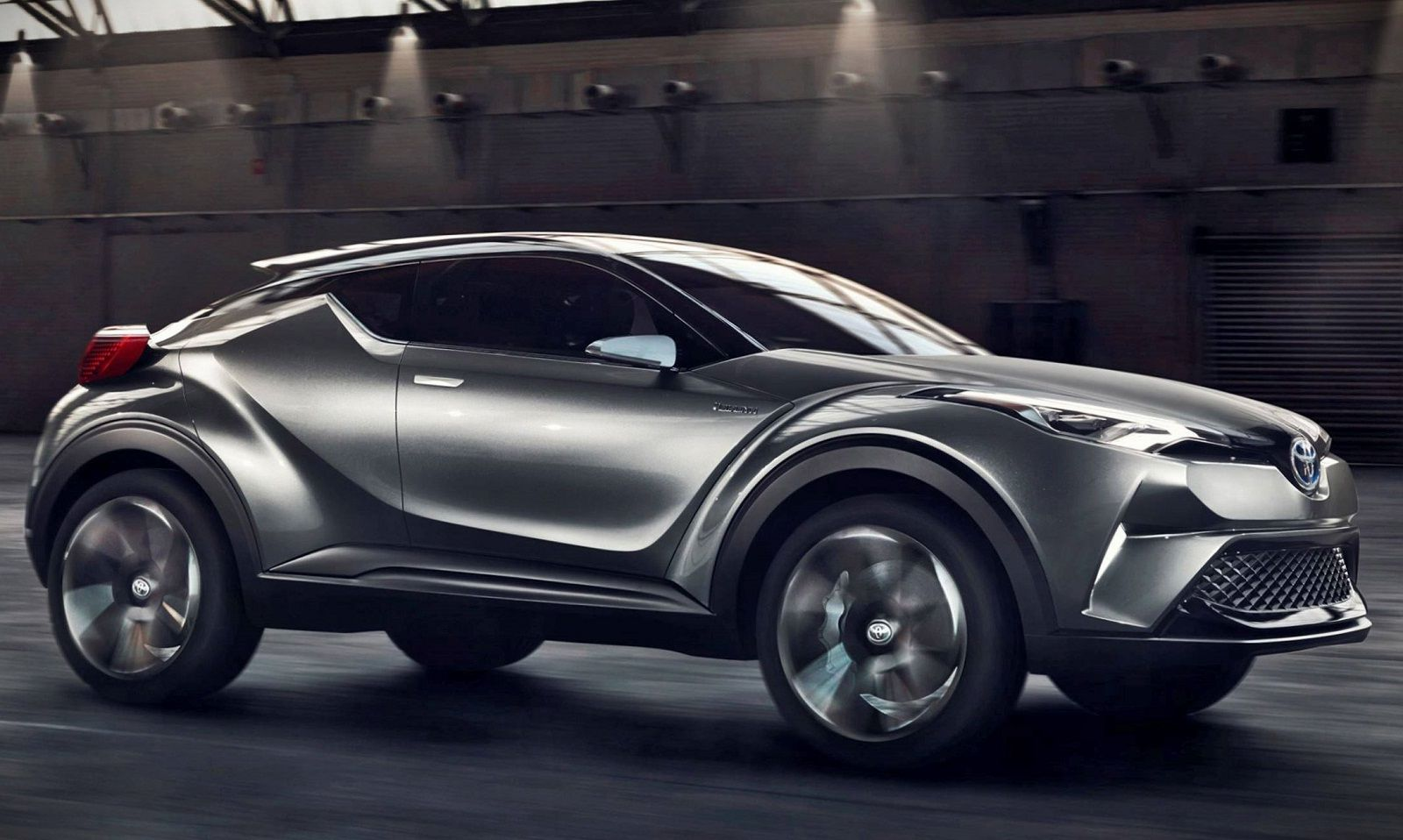 2018 Toyota CHR specs and fuel economy