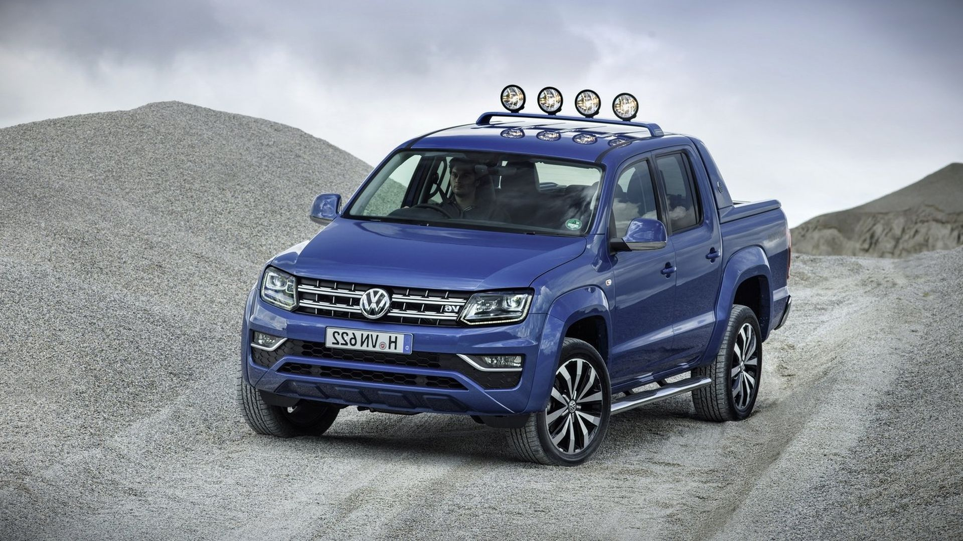 2018 Volkswagen Amarok modified for sale