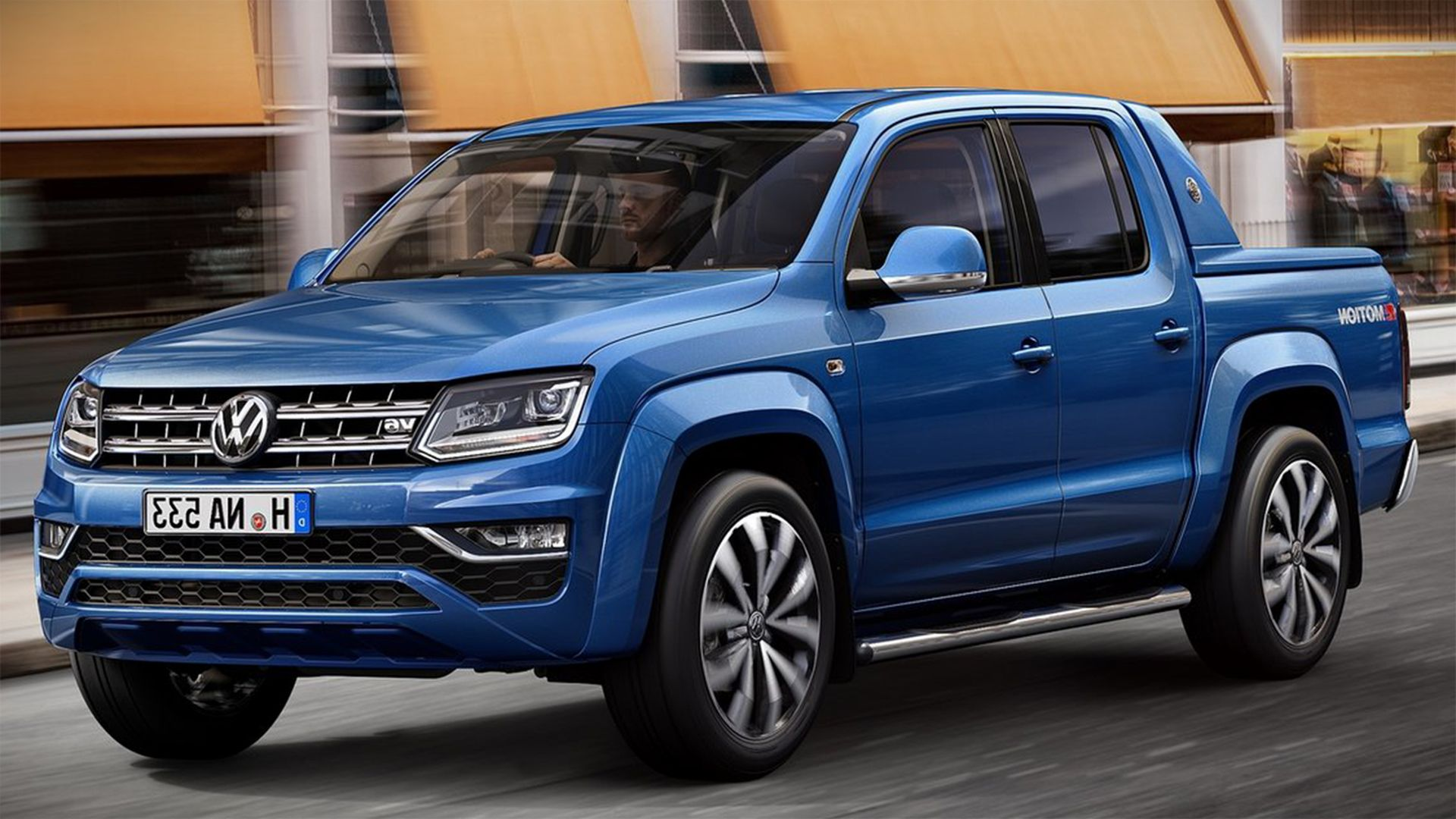 2018 volkswagen amarok suv pickup new suv price. Black Bedroom Furniture Sets. Home Design Ideas