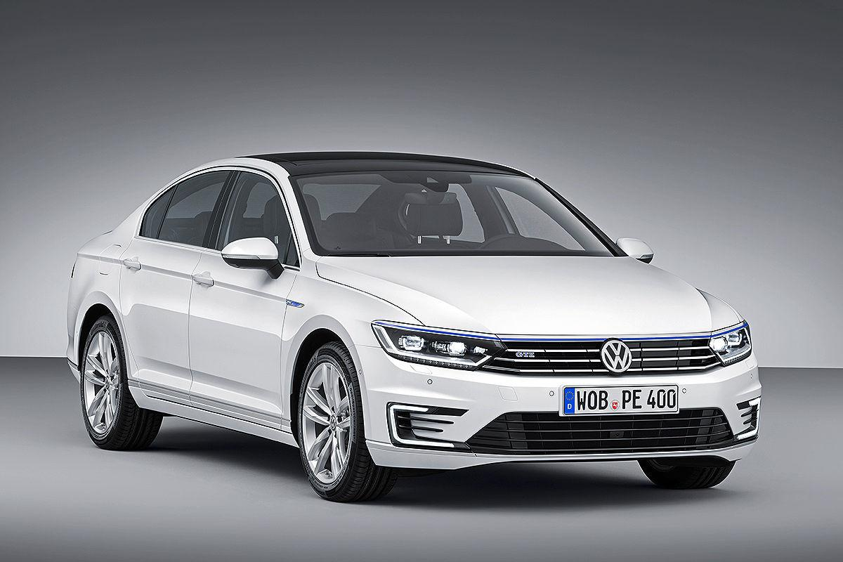 Vw passat 2018 facelift