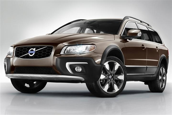 2018 Volvo XC70 changes exterior
