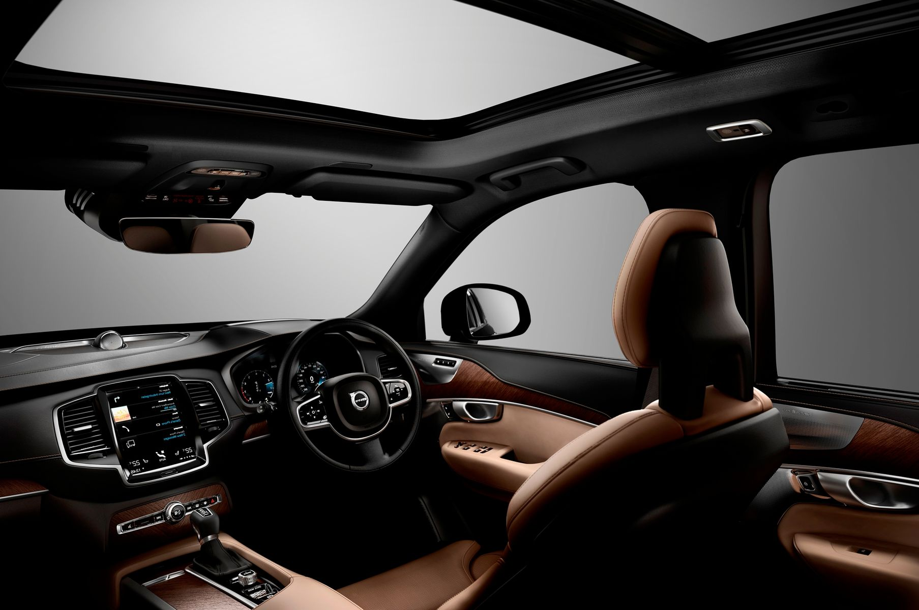 2018 Volvo XC90 interior changes
