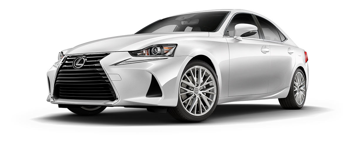 2018 lexus IS 300h price and release date