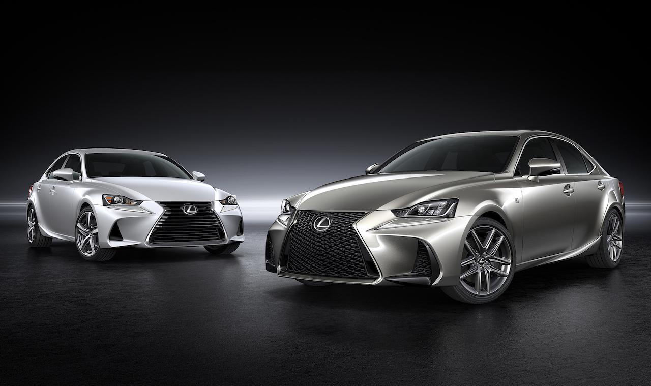2018 lexus IS 300h redesign problems