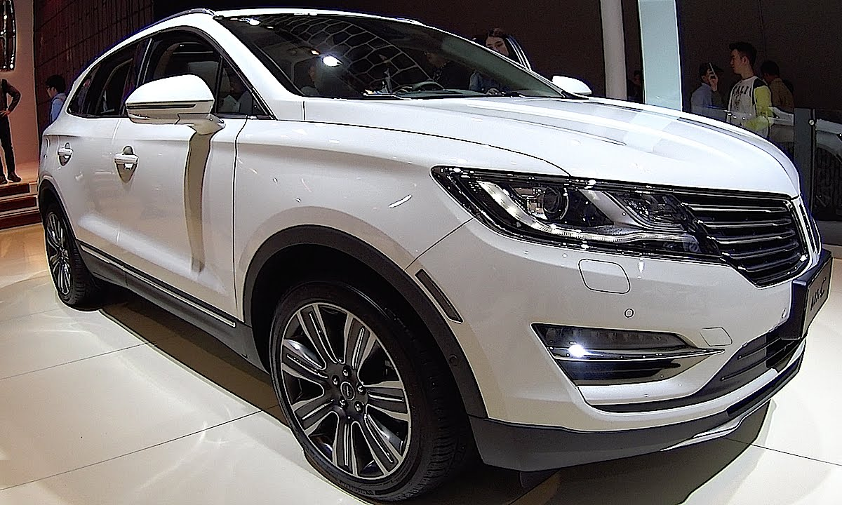 2018 lincoln mkc premiere release date-white color