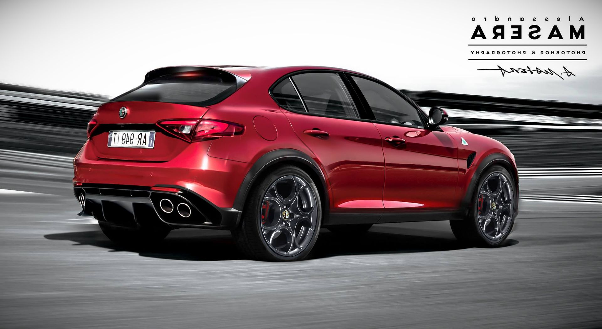 leasing alfa romeo stelvio auto bild idee. Black Bedroom Furniture Sets. Home Design Ideas
