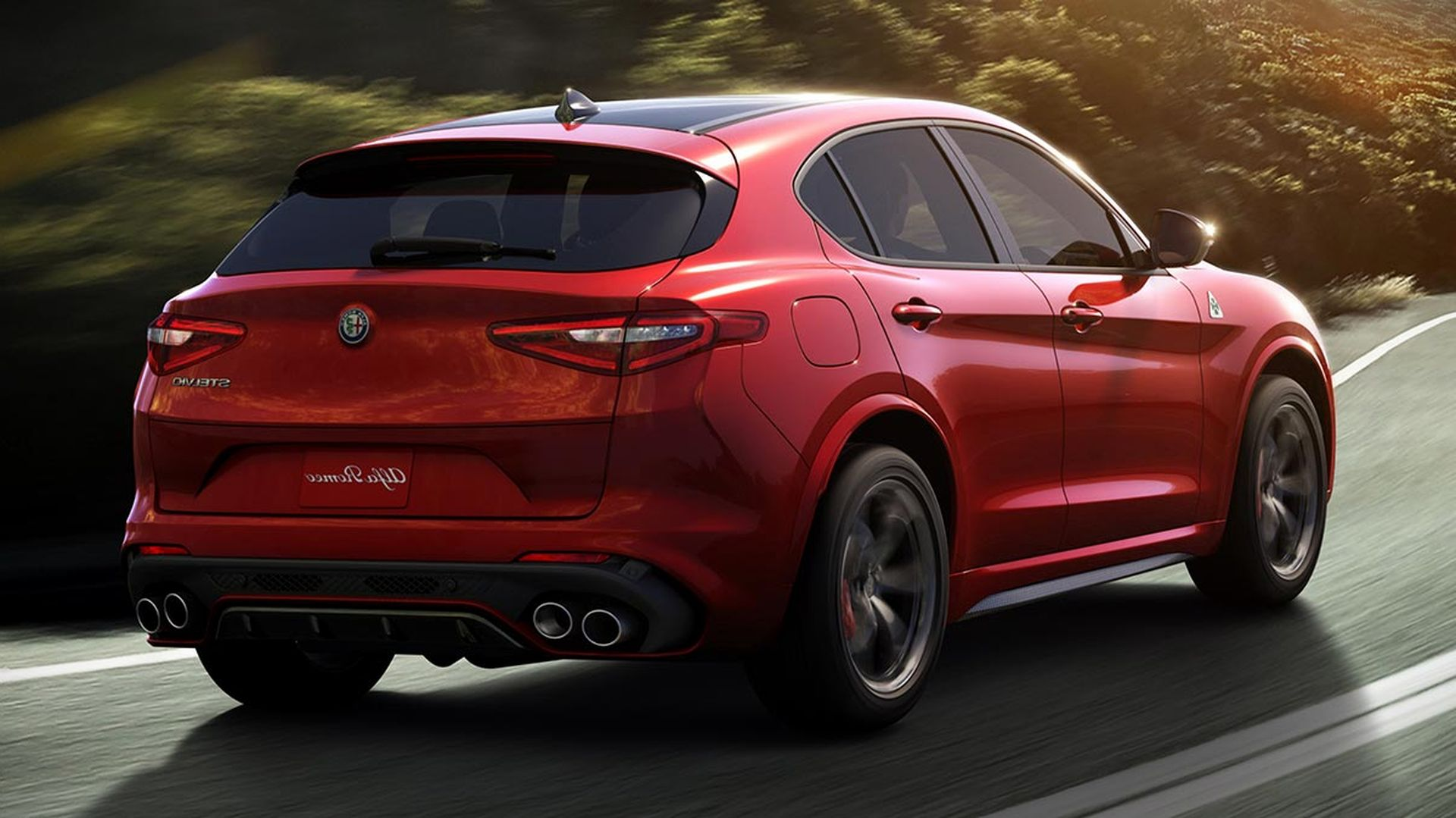 Alfa Romeo Stelvio 2017 press release with 0-60