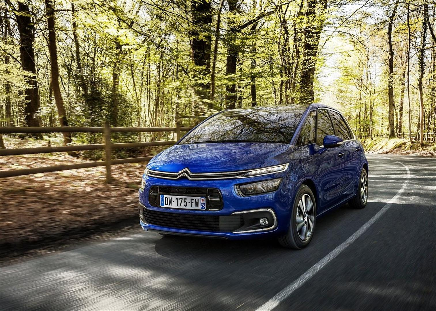 price of 2018 Citroen C4 Picasso