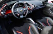 2017 Ferrari J50 Interior photos 4K