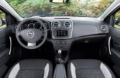 2018 Dacia Sandero stepway interior photos