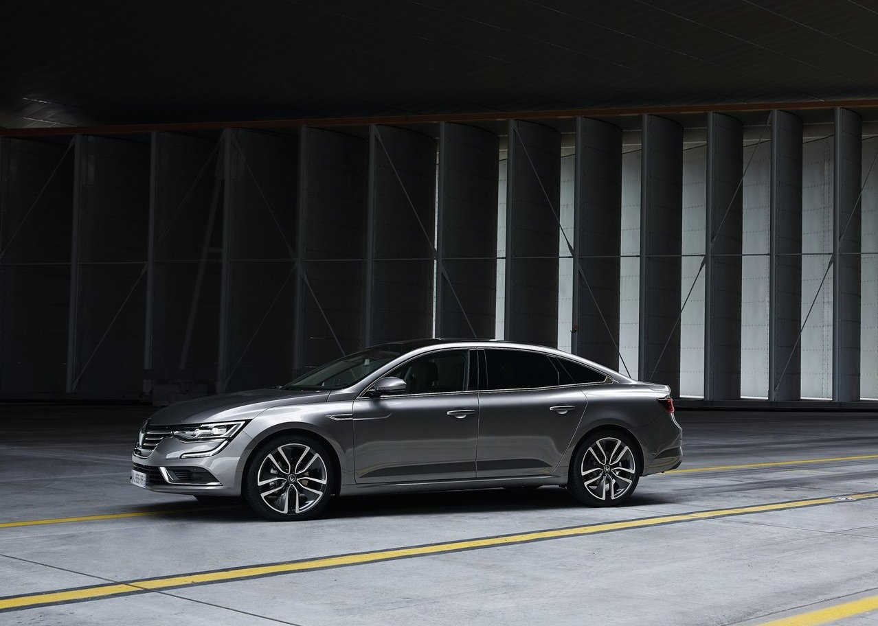 2018 Renault Talisman Coupe Review and Preis