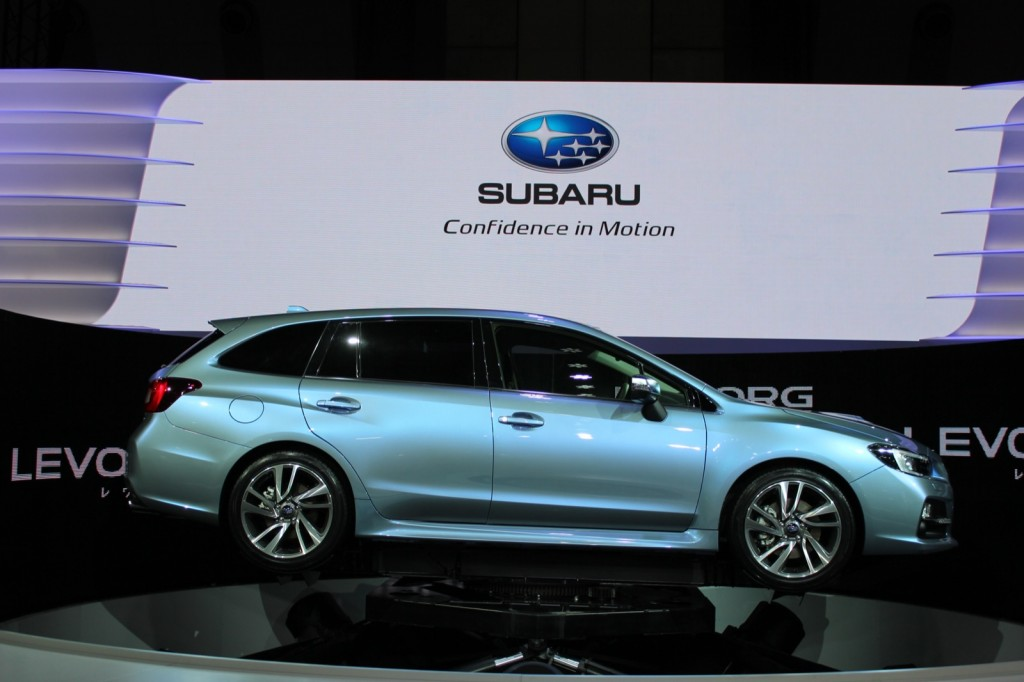 2018 Subaru Levorg price in asutralia and canada
