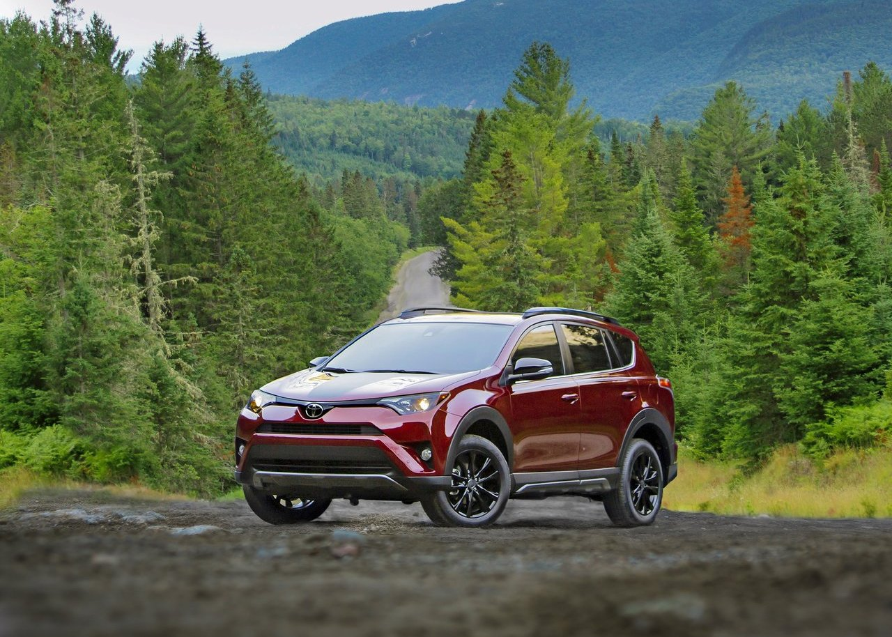2018 Toyota Rav4 Towing Capacity