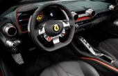 Ferrari 812 Superfast 2018 Interior Photos
