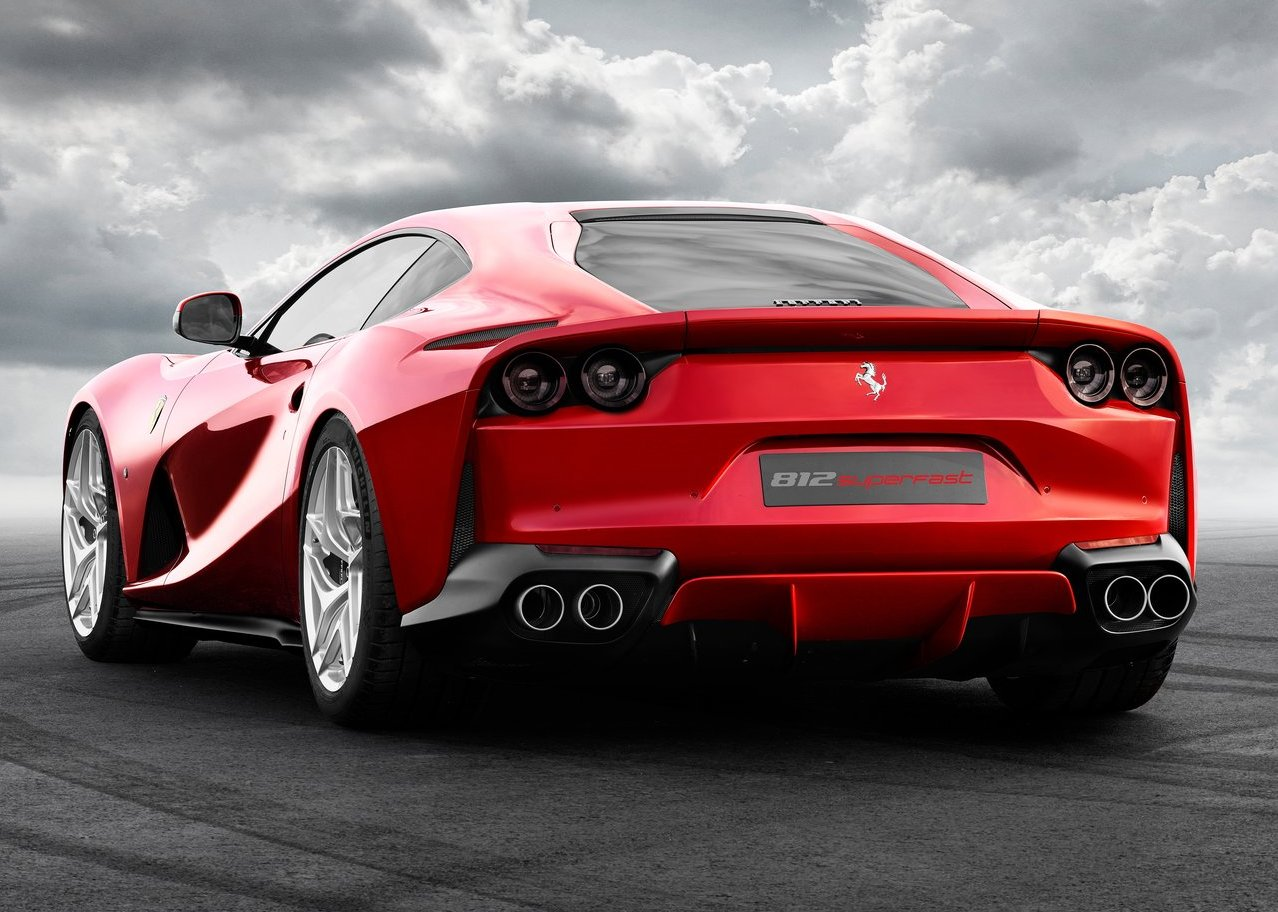 Ferrari 812 Superfast 2018 Release Date and Price