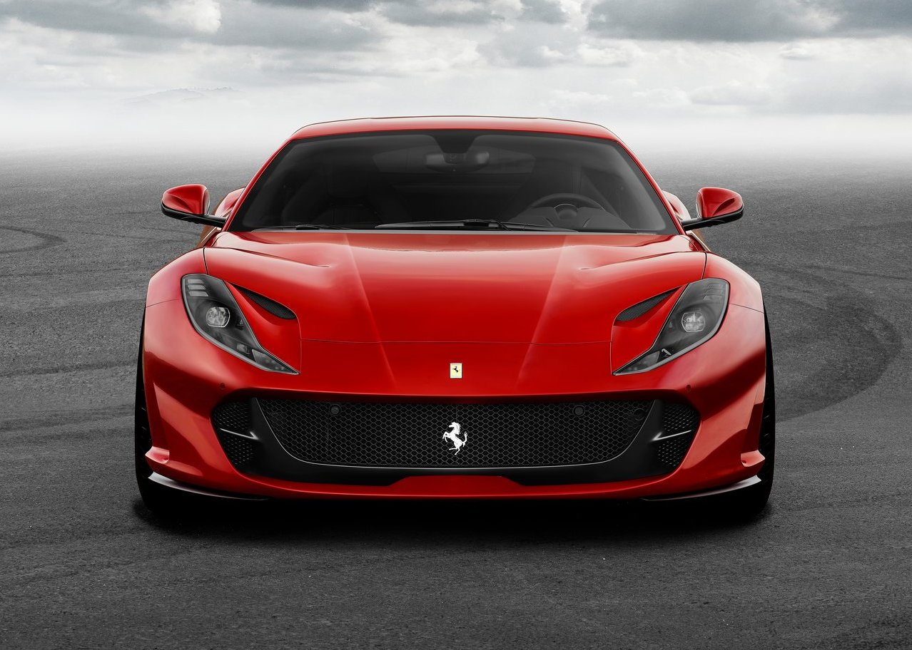 Ferrari 812 Superfast 2018 Wallpaper Iphone