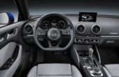 2018 Audi A3 Coupe Interior Photos