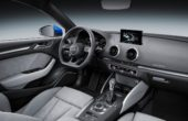 2018 Audi A3 Coupe Interior Wallpaper 4k