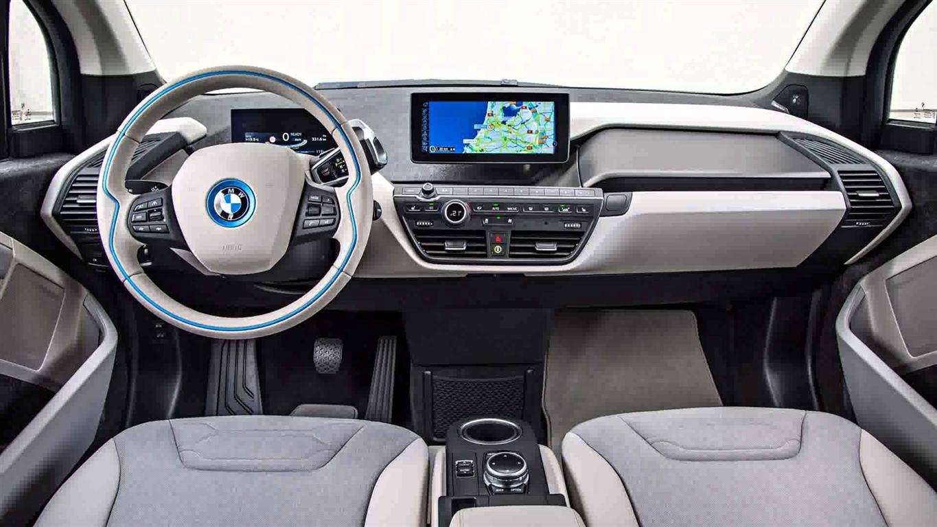 2018 Bmw I5 Interior Photos