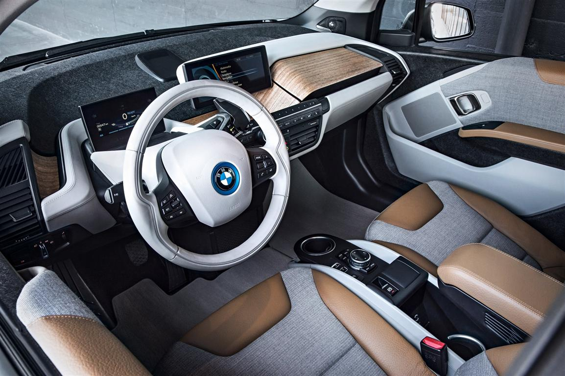 2018 BMW i5 Interior Pictures2018 BMW i5 Interior Pictures