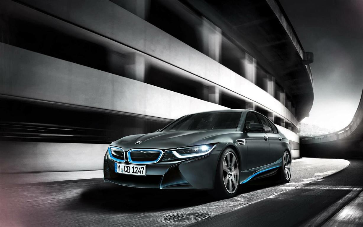 2018 BMW i5 Wallpaper Photos 4K