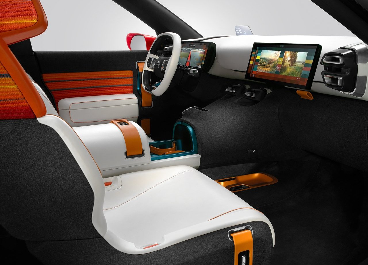 2018 Citroën C5 Aircross Interior Design